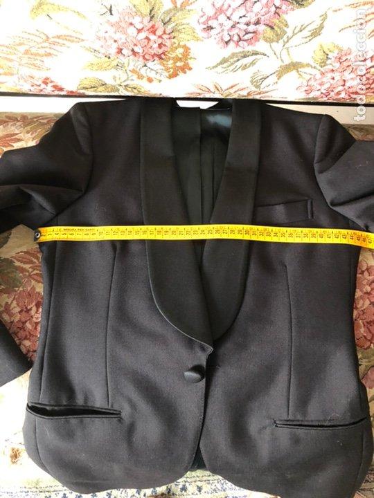 Antigüedades: Traje chaqueta esmoquin cadete - Foto 10 - 217572966