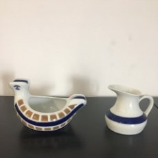 Antiquités: LOTE PORCELANA O CASTRO, SARGADELOS. Lote 239989480