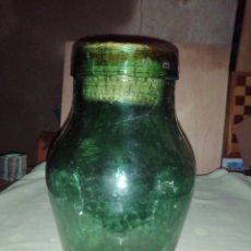 Antigüedades: BOTE DE VIDRIO - BARCELONA. Lote 240018025
