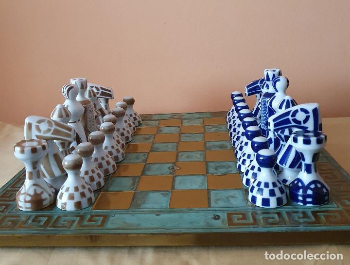 Antigüedades: AJEDREZ DE SARGADELOS - Foto 2 - 240025965