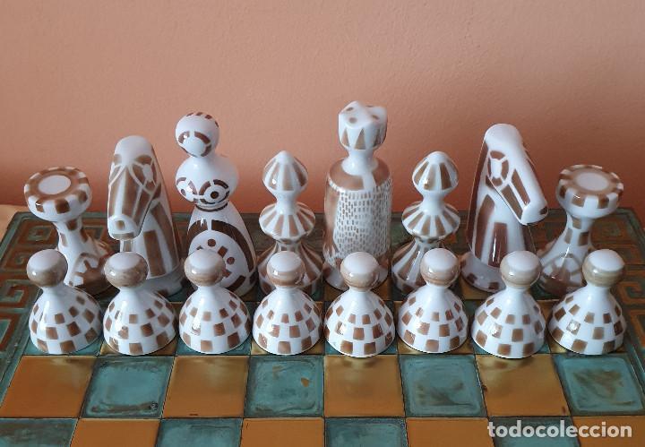 Antigüedades: AJEDREZ DE SARGADELOS - Foto 4 - 240025965