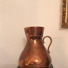 Antigüedades: ANTIGUA ANFORA DE COBRE. Lote 240049285