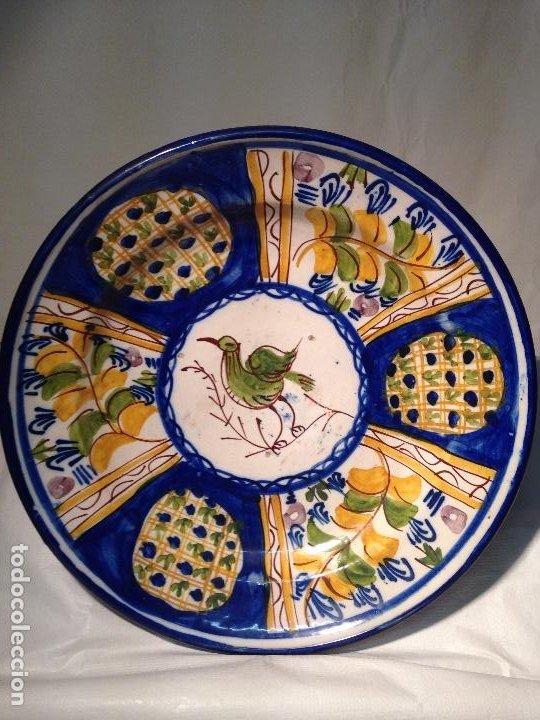 CERÁMICA DE MANISES (Antigüedades - Porcelanas y Cerámicas - Manises)