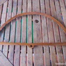 Antigüedades: BASTIDOR EN MADERA DE ABANIQUERA O SIMILAR, ABANICO. Lote 240383265
