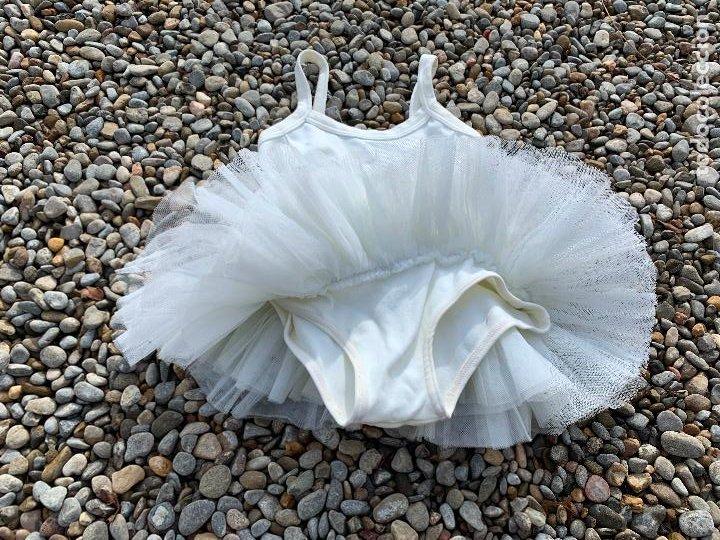 Antigüedades: TUTU o Maillot de ballet talla 6 años - Foto 2 - 240404705