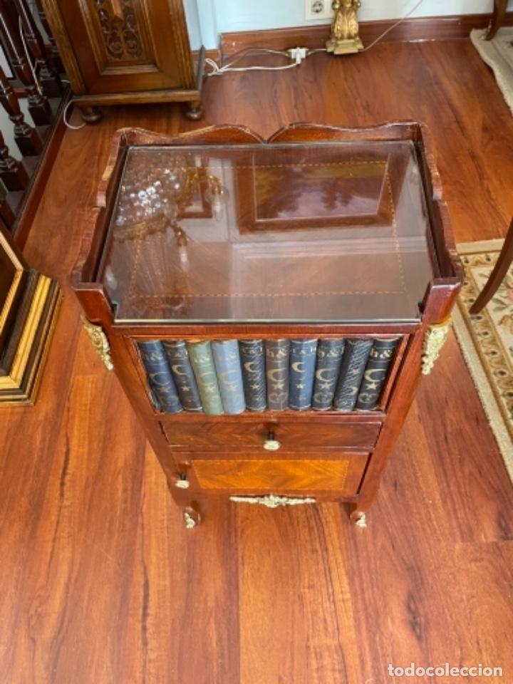 Antigüedades: Preciosa Mesilla antigua - Foto 2 - 240436820