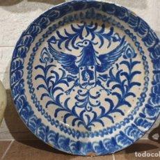 Antigüedades: PRECIOSA FUENTE FAJALAUZA GRANDES DIMENSIONES. Lote 240623210