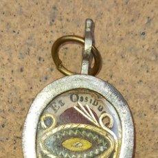 Antigüedades: RELICARIO CON RELIQUIA SANTA INES EX OSIBUS EPOCA ( 1800). Lote 240728445
