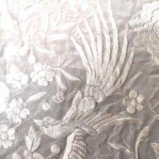 Antigüedades: PRECIOSO MANTÓN DE MANILA. Lote 240811695