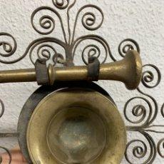 Antigüedades: ALMIREZ ANTIGUO BRONCE. Lote 240811735