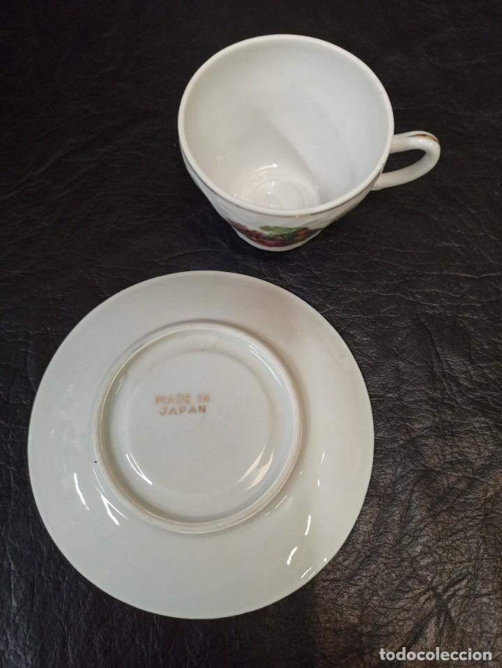 Antigüedades: Conjunto de 12 servicios de café o té. C43 - Foto 4 - 240812040