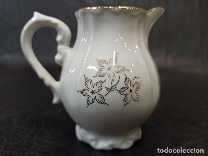 Antigüedades: Conjunto de 12 servicios de café o té. C43 - Foto 8 - 240812040