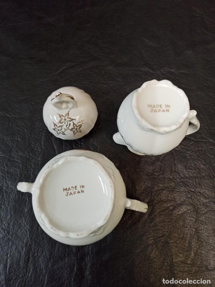 Antigüedades: Conjunto de 12 servicios de café o té. C43 - Foto 10 - 240812040