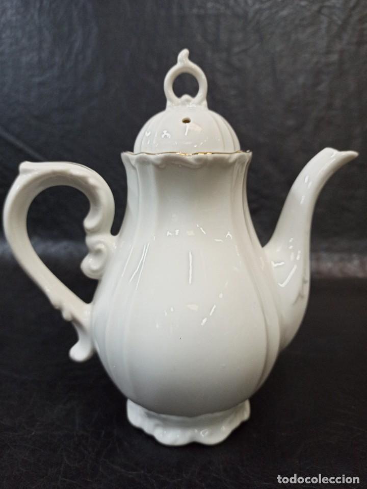 Antigüedades: Conjunto de 12 servicios de café o té. C43 - Foto 13 - 240812040
