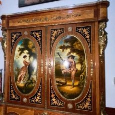 Antigüedades: MUEBLE.ANTIGUO PRINCIPIOS DEL SIGLO XX. ENVÍOS GRATIS. Lote 240896615