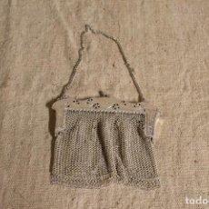 Antigüedades: BOLSO DE MALLA. Lote 240902640