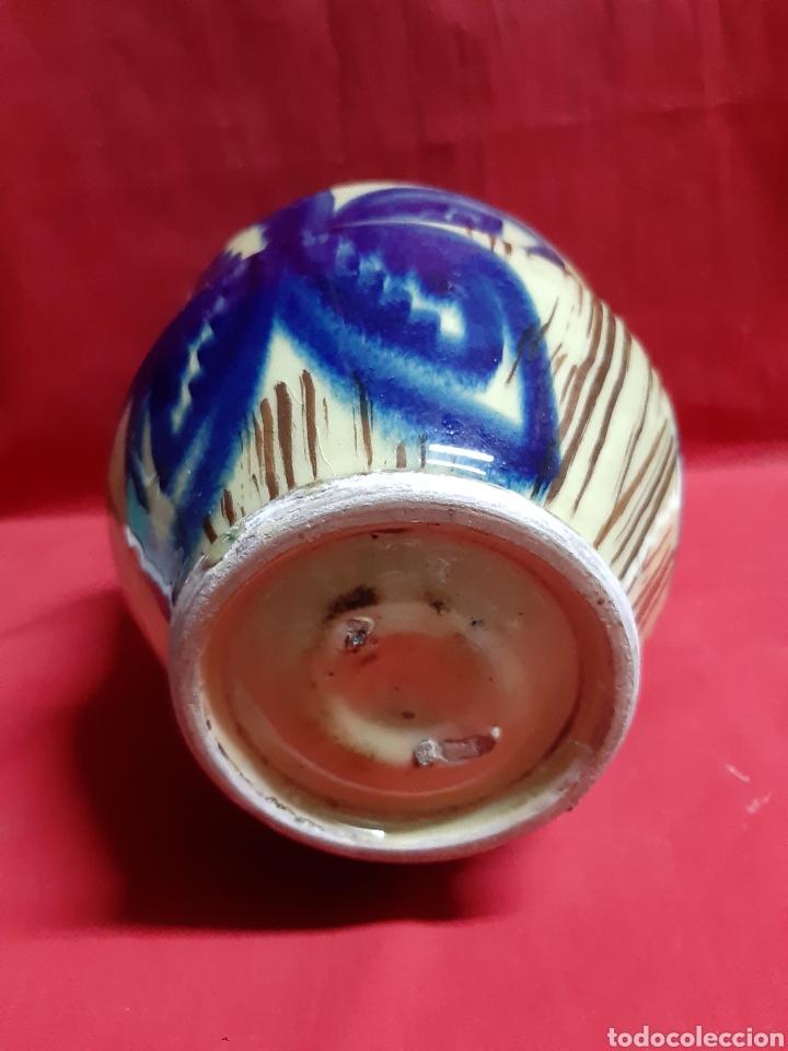 Antigüedades: Antiguo botijo en cerámica - Foto 4 - 240905140