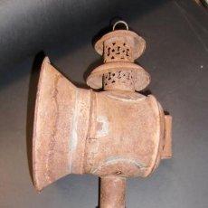 Antigüedades: ANTIGUO FANAL DE CARROMATO. Lote 240998100