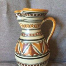 Antigüedades: CERÁMICA TALAVERA. ENORME JARRA DE 5 L. MAVE TALAVERA Nº 23 I. Lote 241062315