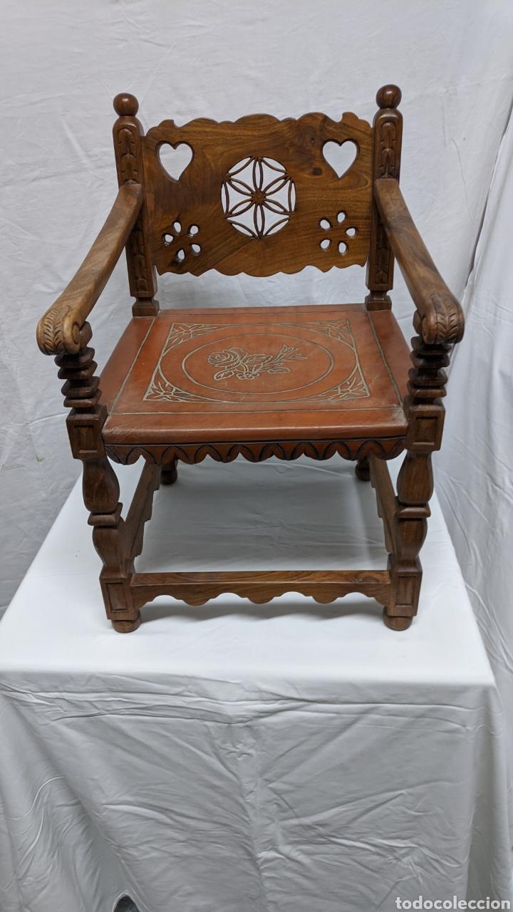 SILLÓN PEQUEÑO (Antigüedades - Muebles Antiguos - Sillones Antiguos)