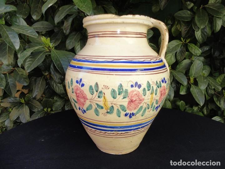 ALFARERIA ANDALUZA: CÁNTARO DE LUCENA (CÓRDOBA) (Antigüedades - Porcelanas y Cerámicas - Lucena)