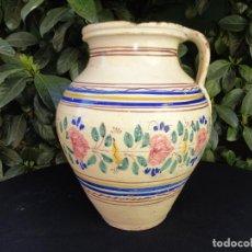 Antigüedades: ALFARERIA ANDALUZA: CÁNTARO DE LUCENA (CÓRDOBA). Lote 241215835