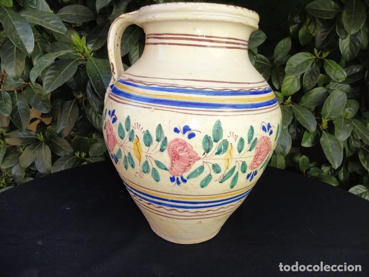 Antigüedades: Alfareria andaluza: Cántaro de Lucena (Córdoba) - Foto 4 - 241215835