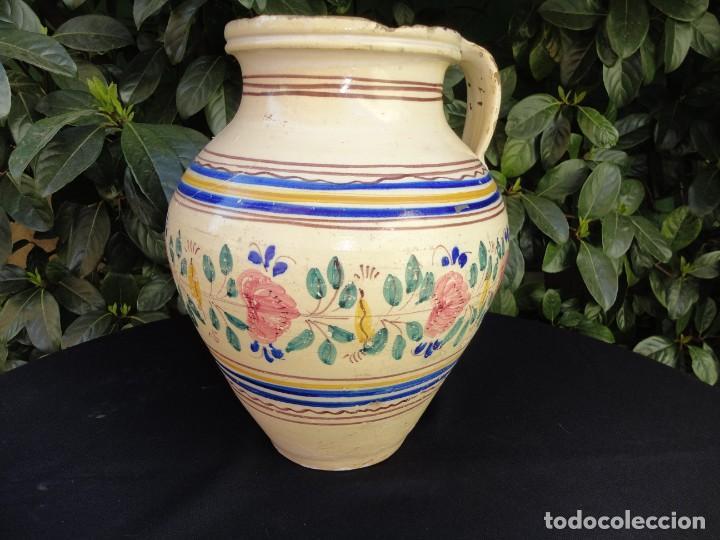 Antigüedades: Alfareria andaluza: Cántaro de Lucena (Córdoba) - Foto 6 - 241215835