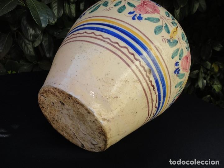 Antigüedades: Alfareria andaluza: Cántaro de Lucena (Córdoba) - Foto 7 - 241215835