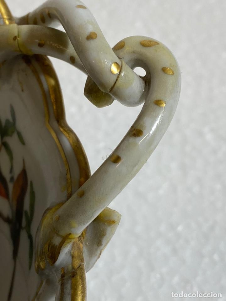 Antigüedades: Cesta en porcelana europea para restaurar - Foto 8 - 241227350