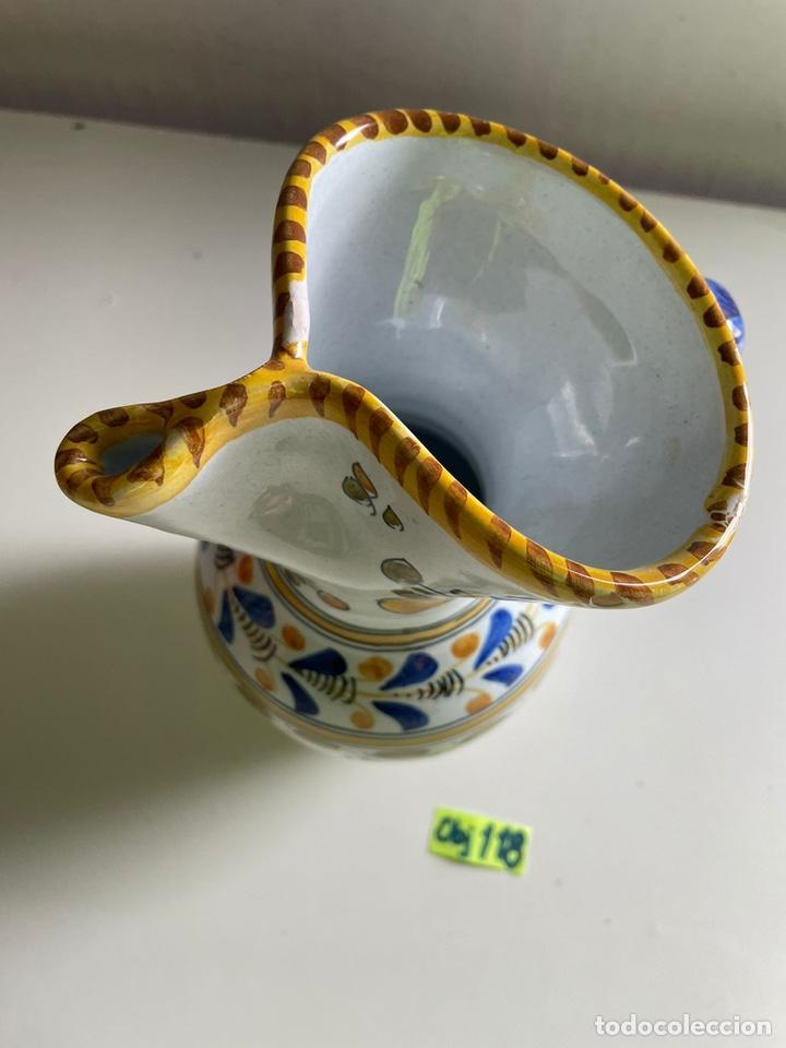 Antigüedades: Jarron Talavera españa - Foto 2 - 241420280