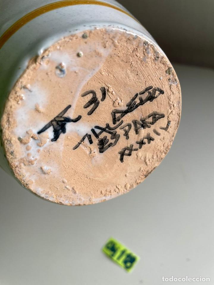 Antigüedades: Jarron Talavera españa - Foto 3 - 241420280