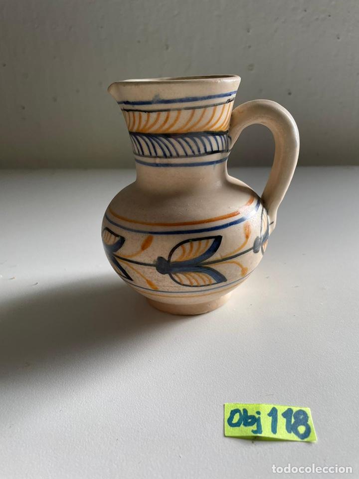 JARRA CHACON TALAVERA (Antigüedades - Porcelanas y Cerámicas - Talavera)