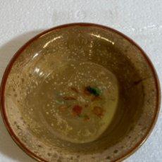 Antigüedades: PEQUEÑO PLATO EN CERÁMICA POPULAR CATALANA. Lote 241424235