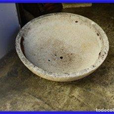 Antigüedades: MACETERO JARDINERA DE PIEDRA. Lote 272728563