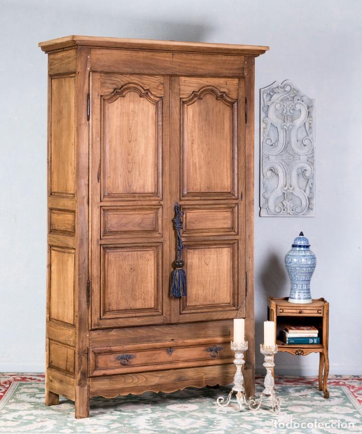 ARMARIO ANTIGUO RESTAURADO PIERRE (Antigüedades - Muebles Antiguos - Armarios Antiguos)
