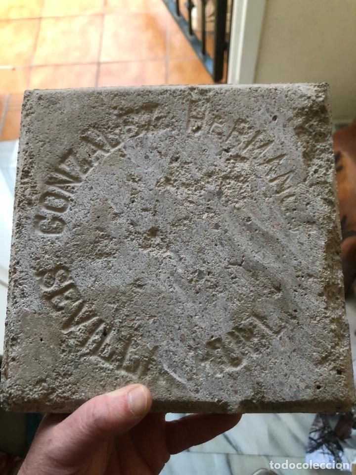 Antigüedades: Magnifico lote de 13 losas antiguas - Foto 7 - 241954805