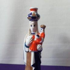 Antiquités: SARGADELOS VIRGEN DOS OLLOS GRANDES. Lote 241963350