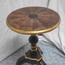 Antigüedades: PIE DE VELADOR. Lote 242040830