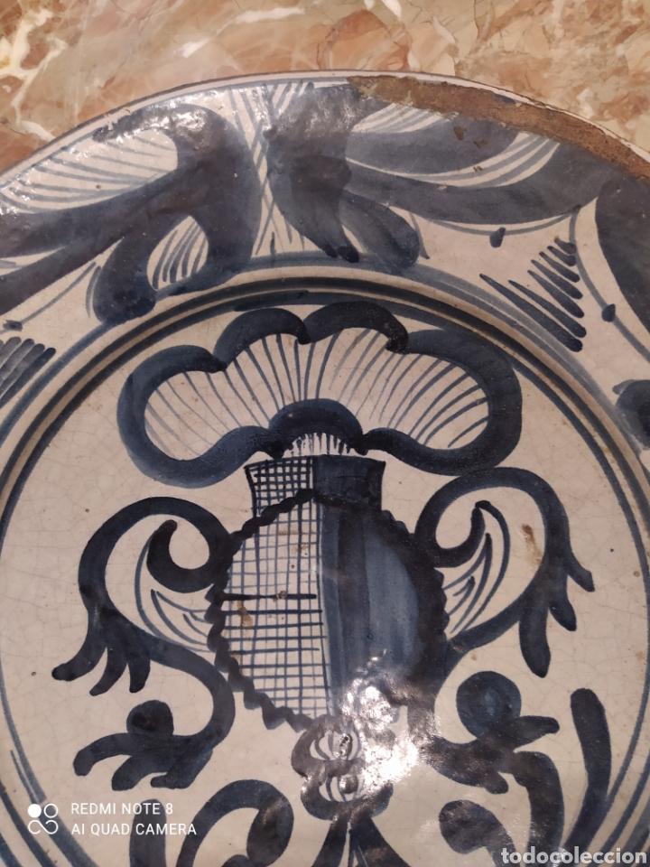 Antigüedades: Antiguo plato Catalan. - Foto 4 - 242206565
