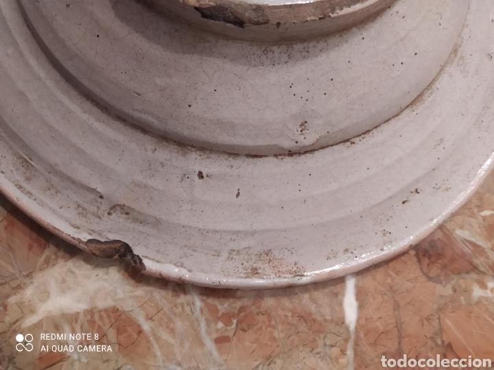 Antigüedades: Antiguo plato Catalan. - Foto 7 - 242206565