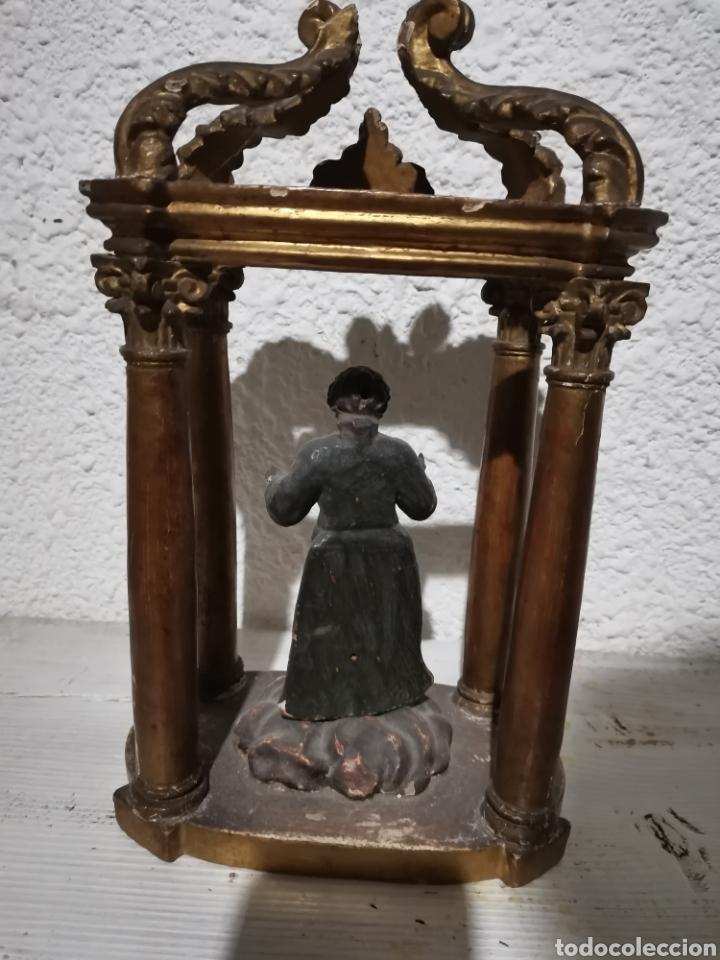 Antigüedades: Hornacina buen pastor - Foto 3 - 242264920