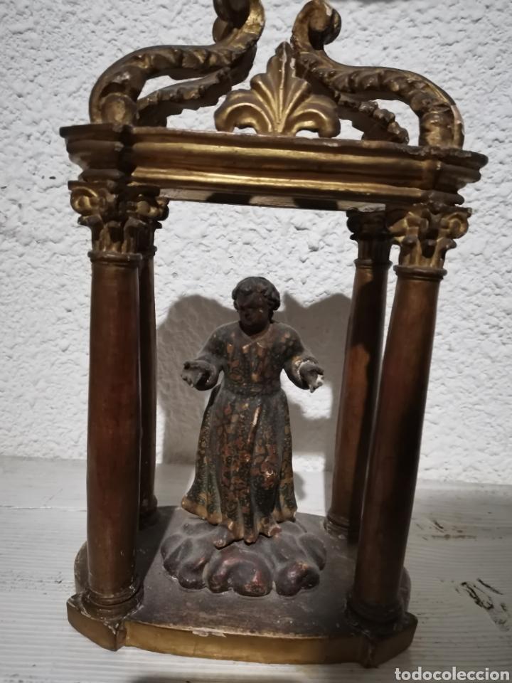 Antigüedades: Hornacina buen pastor - Foto 4 - 242264920