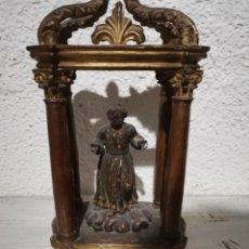 Antigüedades: HORNACINA BUEN PASTOR. Lote 242264920