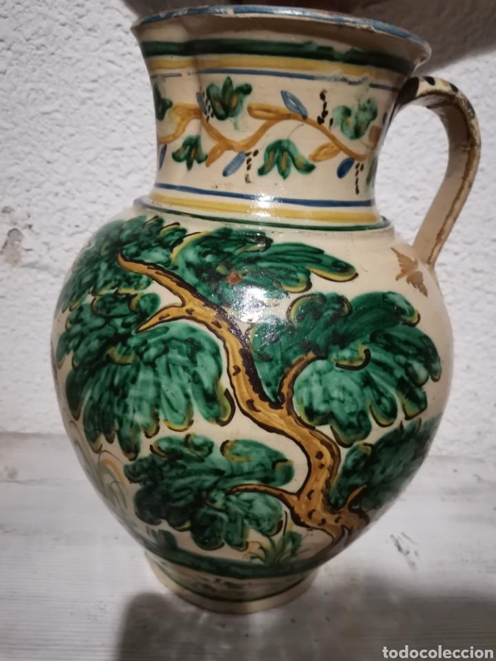 Antigüedades: Orza de talavera - Foto 2 - 242266575
