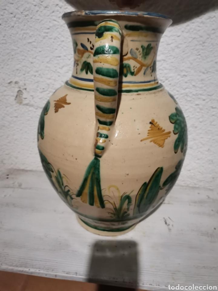 Antigüedades: Orza de talavera - Foto 3 - 242266575