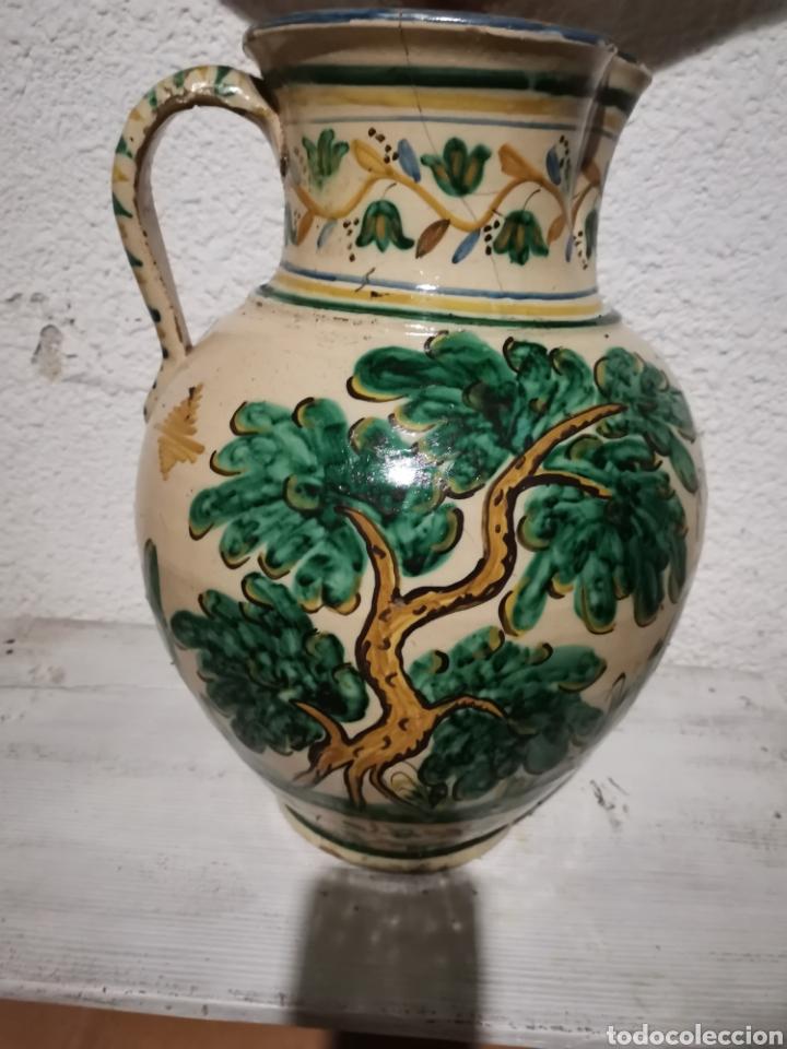 Antigüedades: Orza de talavera - Foto 4 - 242266575