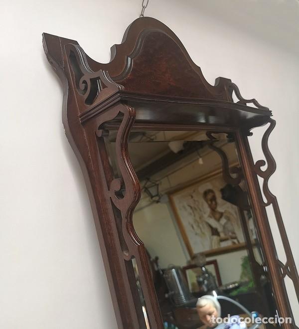 Antigüedades: Espejo con Cajón - Foto 5 - 242272250