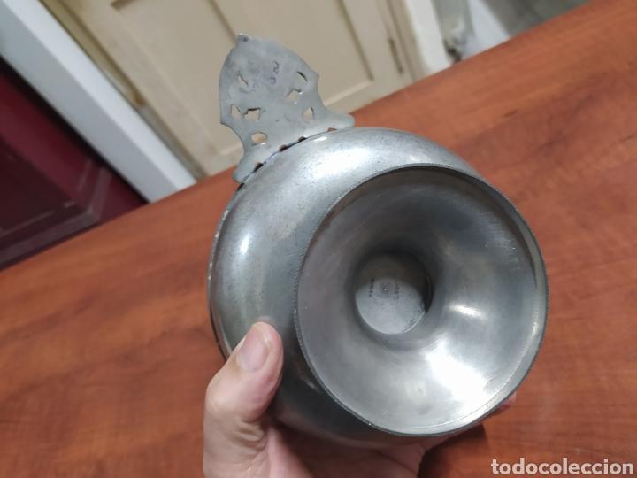 Antigüedades: Ornamento antiguo para ceremonia judía. - Foto 4 - 242279845