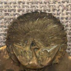 Antigüedades: ANTIGUO ESPEJO DE MANO ART DECO.. Lote 242311420